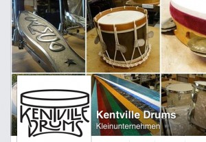 Kentville Drums - Custom Drums from down under