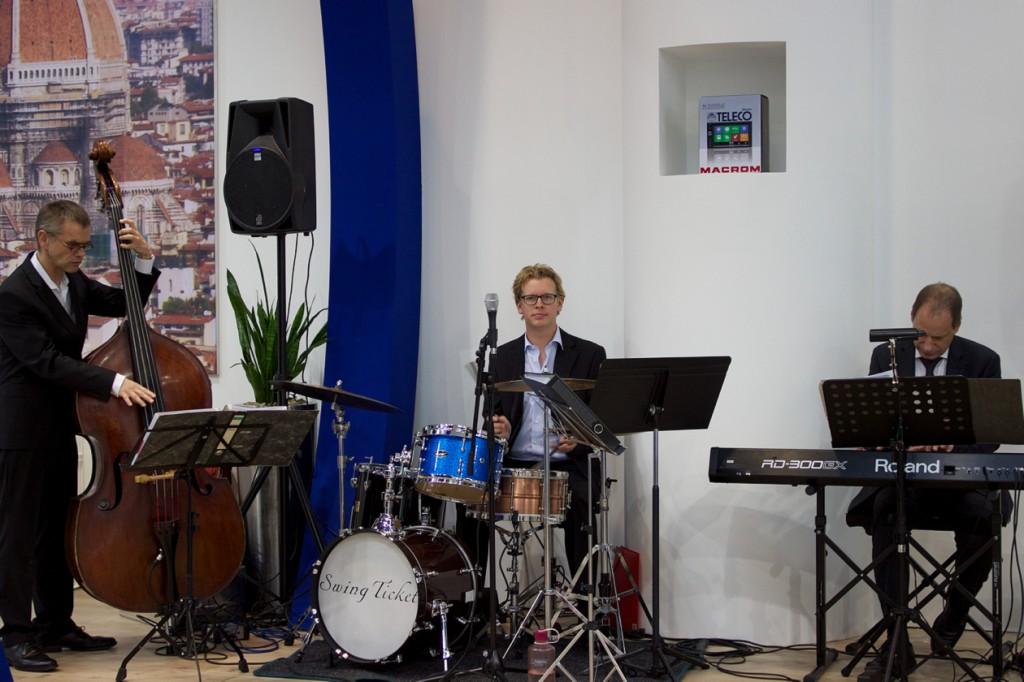 Messe Düsseldorf Live Musik